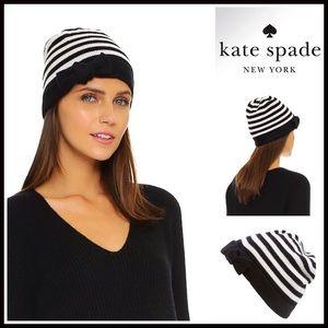 kate spade Accessories - ❗️1-HOUR SALE❗️KATE SPADE Cap Hat Beanie