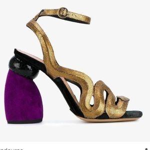 Dries Van Noten  shoes