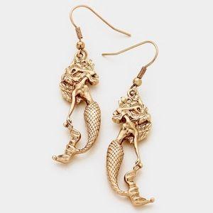 Farah Jewelry Jewelry - 1 LEFT- Mermaid earrings