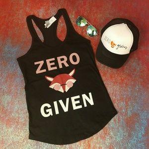 Tops - 🔘BOGO 1/2 OFF 🔘 Zero Fox Given Racer Back