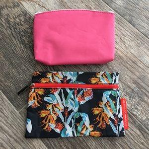 Rebecca Minkoff Handbags - 2 ipsy makeup bags