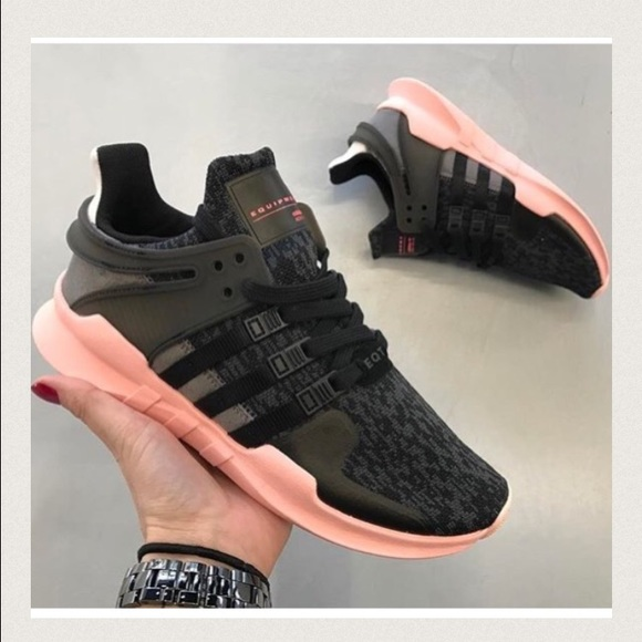 823221bb02e2e3 Adidas Shoes | Eqt Womens Pink And Black | Poshmark