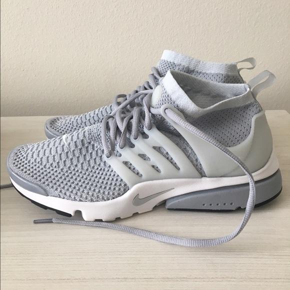 Nike Shoes Air Presto Ultra Flyknit Id Poshmark