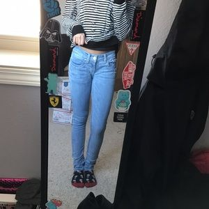 BKE Denim - Rarely worn bke Stella skinny jeans
