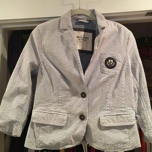 Abercrombie and fitch size medium blazer
