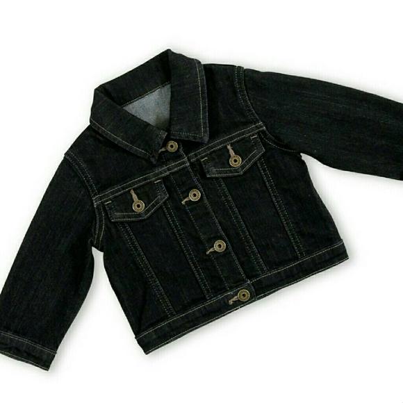 a20d5c432c34 Wrangler Baby Denim Jean Jacket NWT