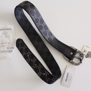 Will Leather Goods Accessories - WILL Leather - Wild Ones Belt
