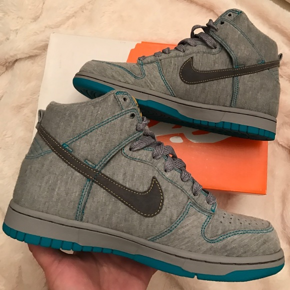 NIB Nike Womens Dunk High 6.0 size 8 NWT