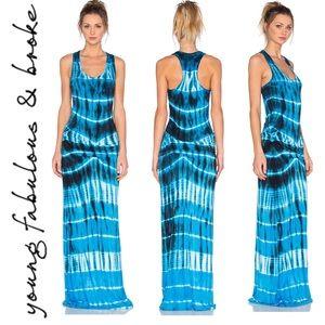 Young Fabulous & Broke Dresses & Skirts - NWT Young Fabulous & Broke Hamptons Maxi Dress