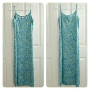 Express Tricot Dresses & Skirts - Express Tricot Maxi Slip Dress Medium
