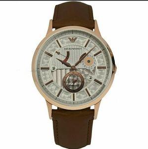 emporio Armani  Other - NWT Emporio Armani Automatic Meccanico watch