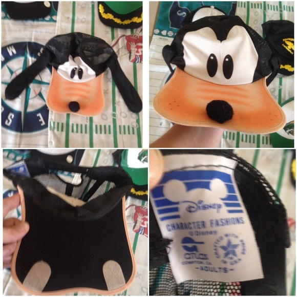 0e3d33596fa disney Other - Vintage Disneyland goofy SnapBack hat . Official