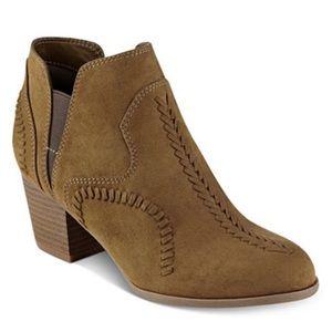 Zara Shoes - Coachella Tan Booties🎀