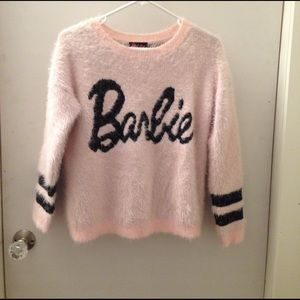 Barbie sweater from Forever 21