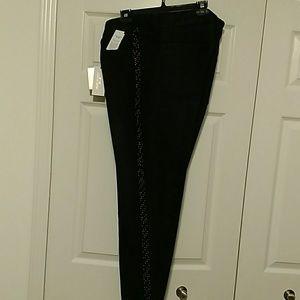 Melissa McCarthy Pants - MELISSA MCCARTHY SEVEN 7 PANTS