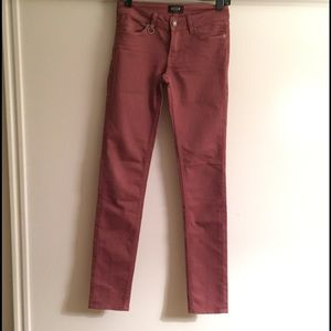Neuw Denim - Dusty Rose Skinny Jeans!