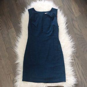 Esley Dresses & Skirts - esley • sheath dress (wear to work, back cut-outs)