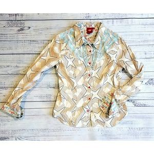 Oilily Other - Oilily button up western shirt