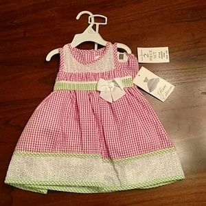 Rare Editions Other - NWT Rare Editions 2 Piece Dress