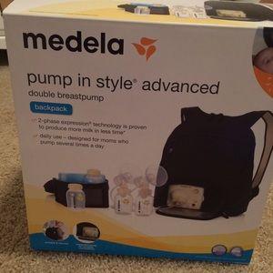 Medela Other - Used Medela backpack pump