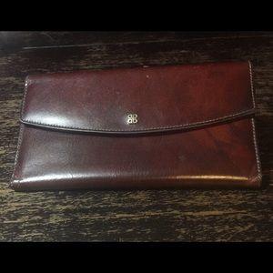 Bosca Handbags - BOSCA VINTAGE WALLET