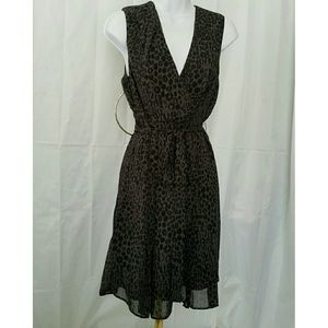Kirna Zabete Dresses & Skirts - ⬇KIRNA ZABETE AT TARGET NWOT ANIMAL PRINT DRESS
