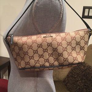 Gucci pouchette small bag