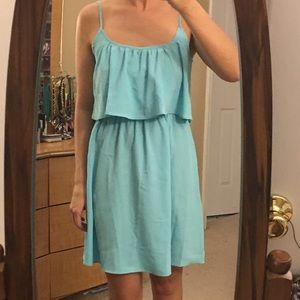 Dresses & Skirts - Light Blue Dress