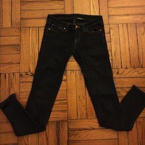 Uniqlo Denim - Dark Grey Uniqlo jeans