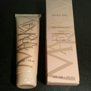 Mary Kay Other - Mary Kay Subtle Tanning Lotion