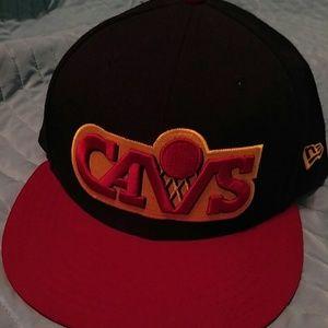 New Era Other - New Era Cleveland Cavaliers snapback hat