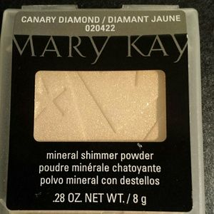 Mary Kay Other - Mary Kay Creme Canary Shimmer Powder