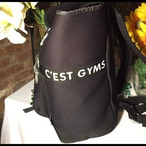 327c04cfd87b C est Ca New York Bags - 💄💋SALE C est Gym Backpack