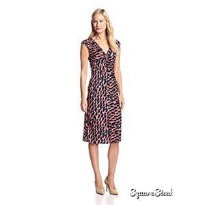 Melissa Masse Dresses & Skirts - Melissa Masse Twist Front Knit Dress 3x
