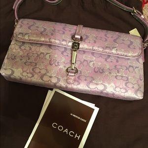 Coach Handbags - Authentic vintage brand new coach handbag