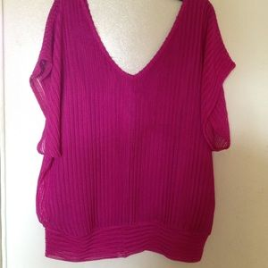 AGB Tops - AGB Knitted Top Size XL