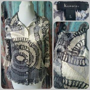 Komarov Tops - KOMAROV blouse