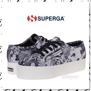 Superga Shoes - Superga Annabella Platform Creeper Sneaker