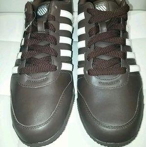 K-Swiss Other - NWT K-SWISS WHITBURN SPL LOW TOP Brown Shoe