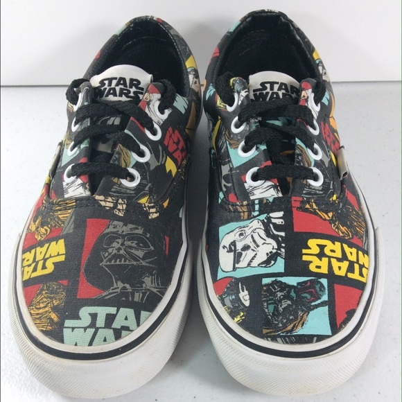 959f0b3139 Vans X Star Wars May The Force Lo Size 6. M 5895499a36d594d7b8013f53. Other Shoes  you ...