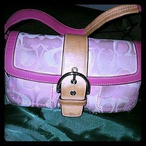 Coach Handbags - *Very, VERY, well-loved Coach purse!!*