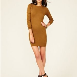 American Apparel Dresses & Skirts - american apparel knit sweater dress