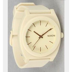 Nixon Accessories - SALE🎉NIXON Time Teller P Watch in Matte Manilla⏱