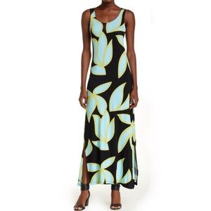 Christian Siriano Dresses & Skirts - Christian Siriano Printed Maxi Dress