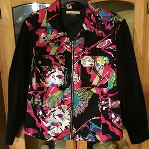 Peter Nygard Jackets & Blazers - Gorgeous colorful jacket
