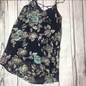 Dorimas Closet Dresses & Skirts - 🆕Beautiful floral blue shift dress 💙