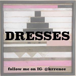 Dresses & Skirts - --- Dresses ---