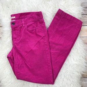 J. Crew Factory Pants - J. Crew Factory Matchstick Corduroy Pants