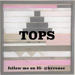 Tops - --- Tops ---