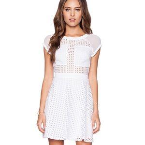 Sam Edelman White Dress